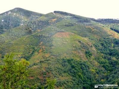 El Bierzo;Busmayor;León;revistas senderismo rutas excursiones tiendas de montañismo en madrid